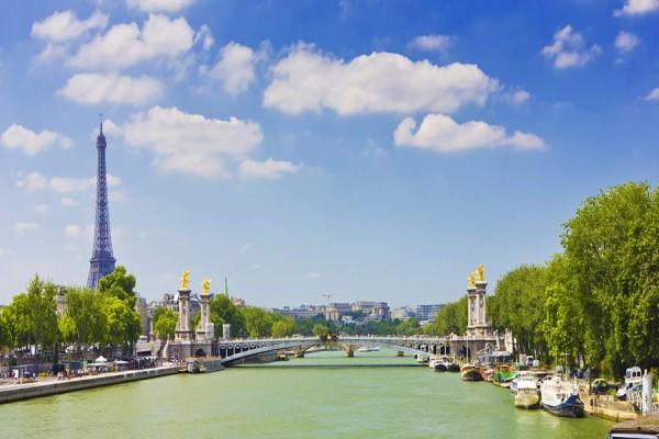 پاریس با شکوه و بی نظیر
